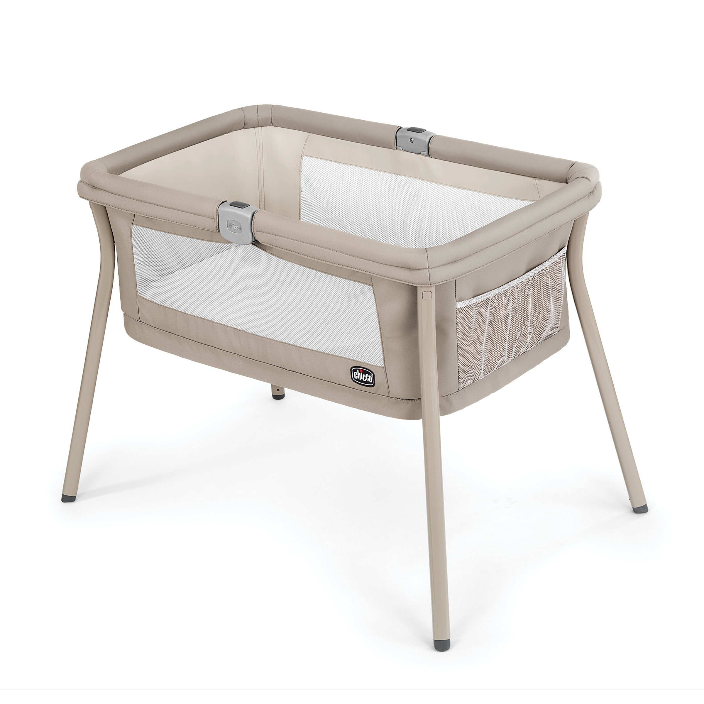 Chicco LullaGo Portable Bassinet, Sand by Chicco