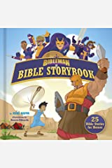Bibleman Bible Storybook: 25 Bible Stories for Heroes Kindle Edition