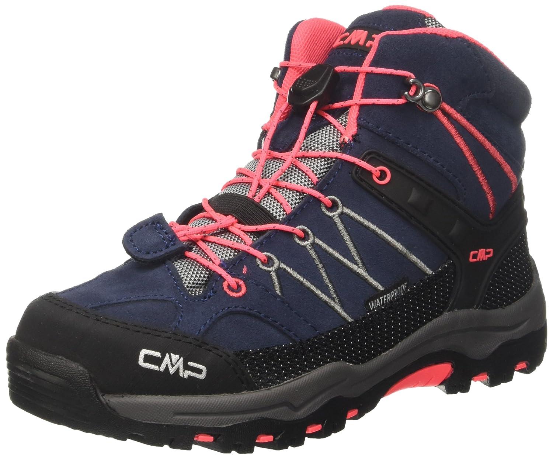 TALLA 37 EU. CMP Rigel Mid Wp, Zapatos de High Rise Senderismo Unisex Adulto