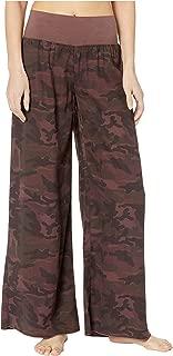 product image for Hard Tail Flat Waist Full Leg Pants Mocha MD