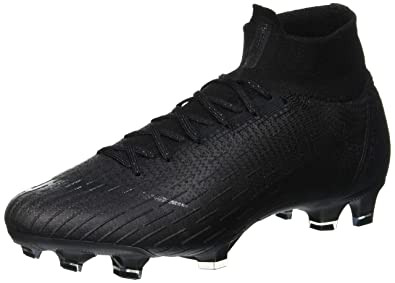 sports shoes f00eb 2aefc Nike Men's Mercurial Superfly 360 Elite FG Soccer Cleats-Black (8)