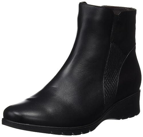 Piesanto 175977, Botines para Mujer, Negro (Black), 40 EU: Amazon.es: Zapatos y complementos