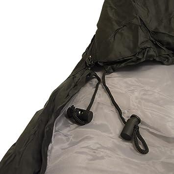 Adtrek Hood 250 2 Season Double Envelope//Rectangle Camping Sleeping Bag