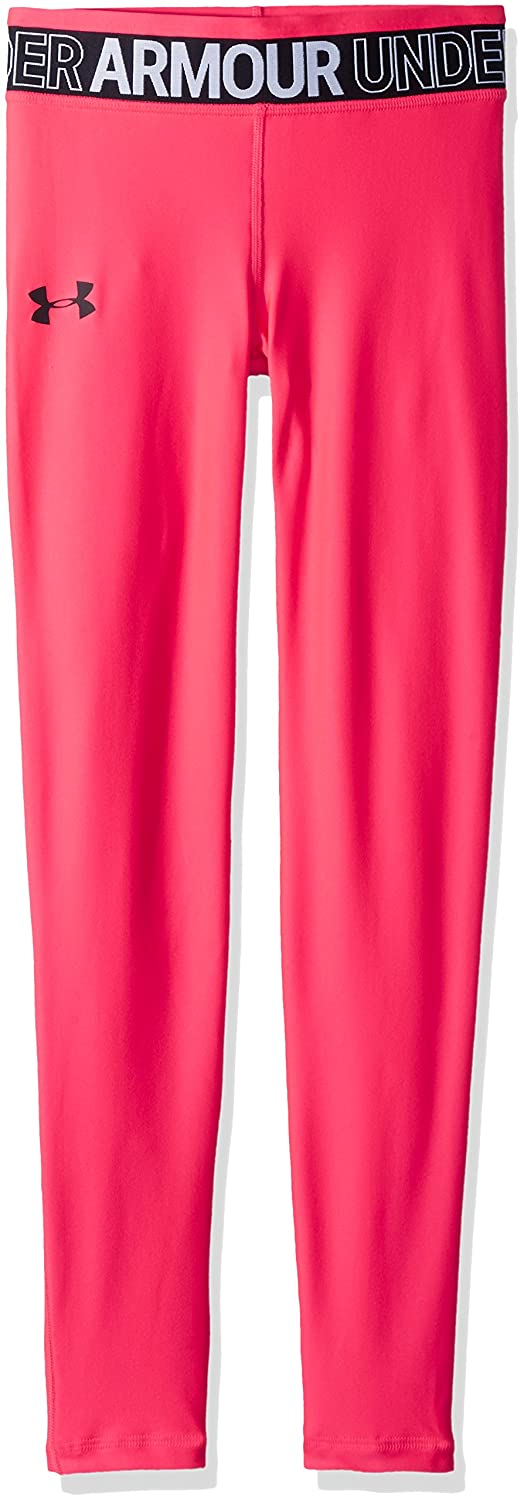 Under Armour Girls' HeatGear Armour Leggings Under Armour Girls' HeatGear Armour Leggings Under Armour Apparel 1305646