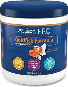 Aqueon Pro Foods Goldfish Formula 5 oz