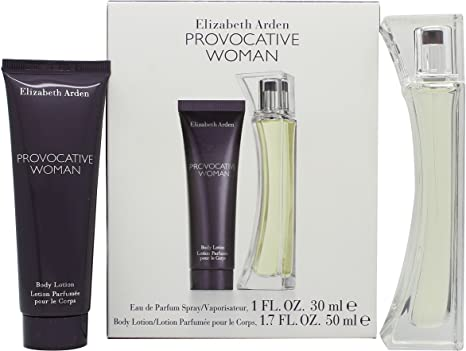 Elizabeth Arden Provocative Woman Gift Set 30ml EDP + 50ml Body Lotion