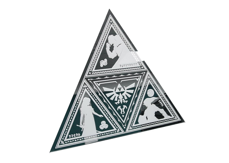 Legend of Zelda Tri-Force Mirror Paladone PP3238NN Accessory Consumer Accessories