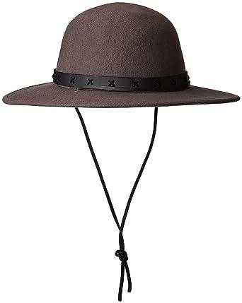 4e87d6f0e4b4ee Brixton Men's Clay Hat: Amazon.in: Clothing & Accessories