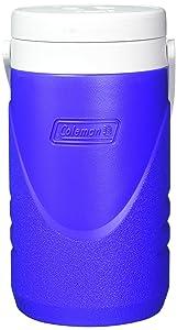 Coleman 2 Qt. Half Gallon Jug Cooler Color Blue