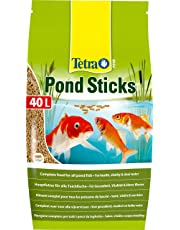 TETRA Pond Sticks - Aliment complet en sticks pour poisson de bassin - 40L