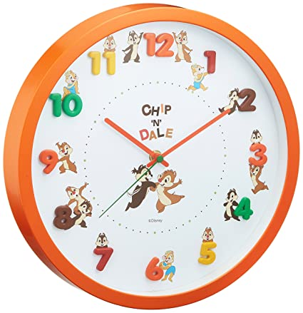 Disney Chip'Dale Wall Clock icon wall clock analog display