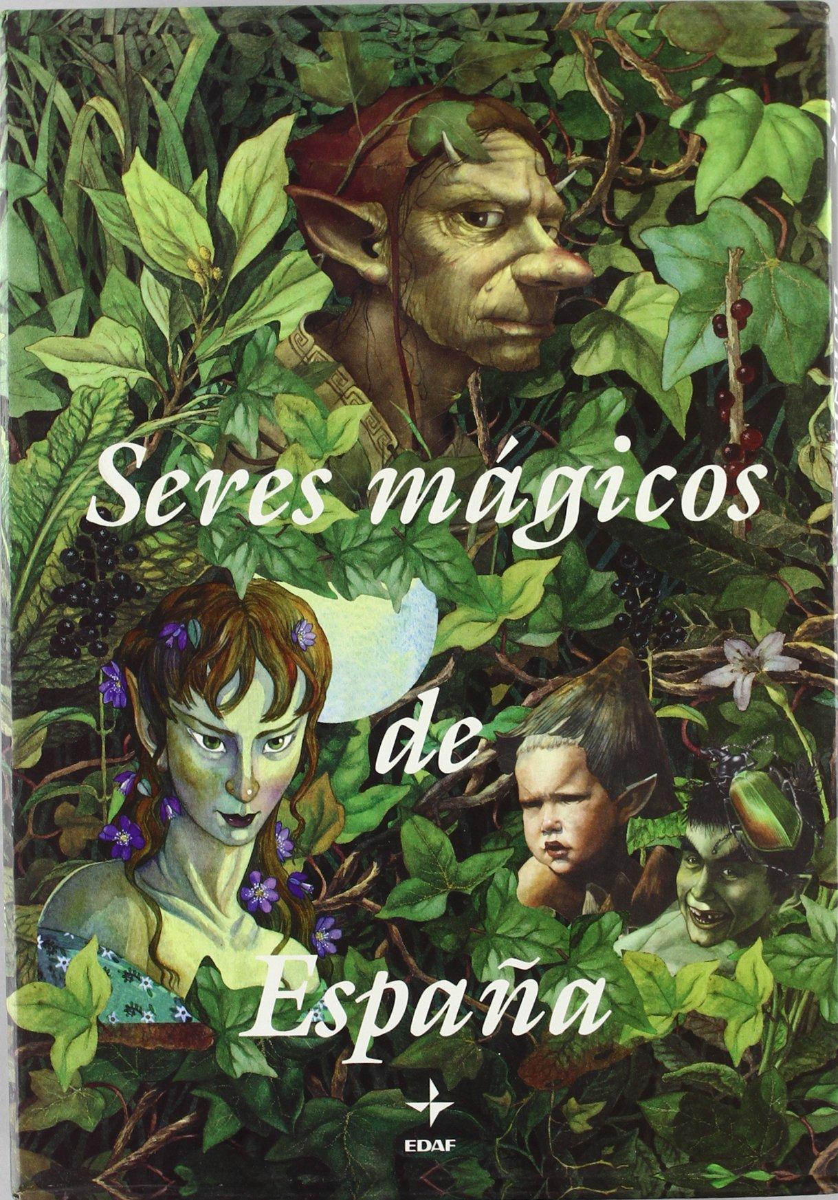 Seres mágicos de España Estuche Mundo mágico y heterodoxo: Amazon.es: Canales, Carlos, Callejo, Jesús: Libros