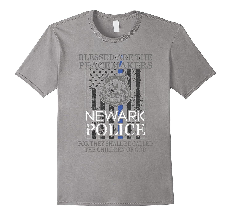 Newark Police Support Saint Michael Police Officer Prayer