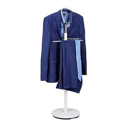 Relaxdays Valet de chambre portant à vêtements serviteur de ...