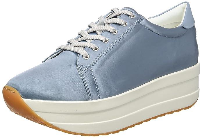 Casey - Low-Top Donna, Blu (Blau (Haze Blue)), 38 Vagabond