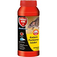 PROTECT HOME Rodicum Ratten Portionsköder 500g