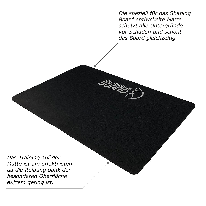 Shaping Board f/ür Deinen Wohlf/ühl-K/örper