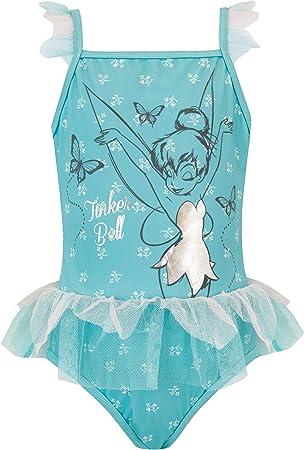 Disney Bañador para Niña Tinkerbell