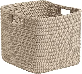 """product image for Colonial Mills Carter Basket, 14""""x14""""x12"""", Natural"""