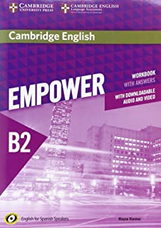 Cambridge English Empower for Spanish Speakers B2 Teachers Book: Amazon.es: Edwards, Lynda, Gairns, Ruth, Redman, Stuart, Rimmer, Wayne: Libros en idiomas extranjeros