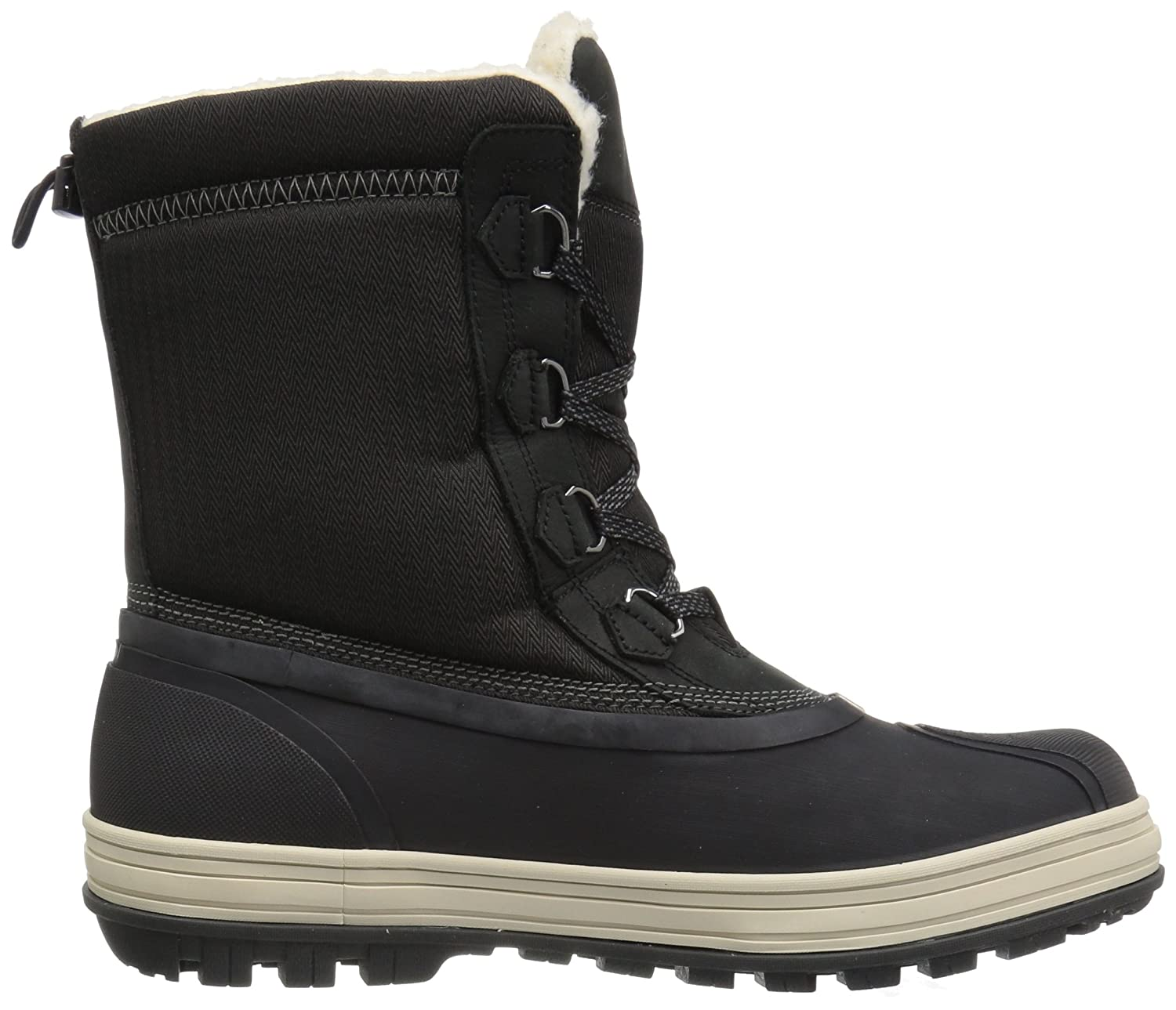 Helly Hansen Women's Framheim Snow Boot B01L0ALAZW 7 B(M) US|Black/Charcoal