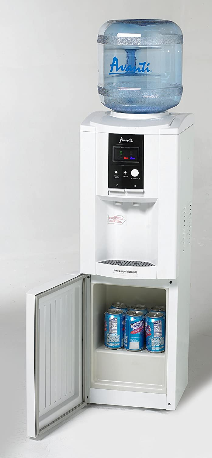 Genial Amazon.com: Avanti WDP75 Hot And Cold Water Dispenser   White: Water Coolers:  Kitchen U0026 Dining