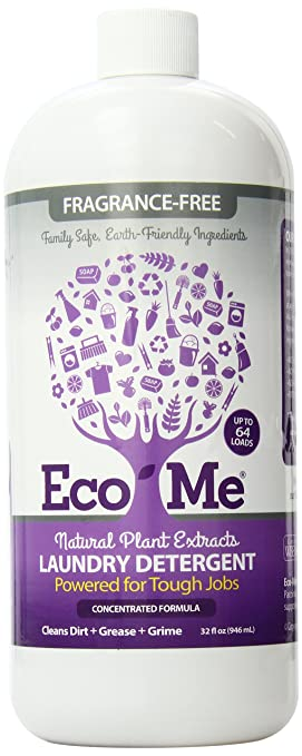 Eco-Me Laundry Natural Detergent, Organic