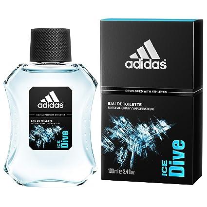 Adidas Ice Dive Eau de Toilette para Hombre - 100 ml.
