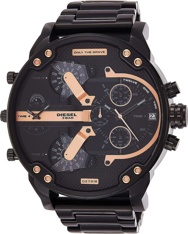 Diesel Mr. Daddy 2.0 Reloj de cuarzo para hombre