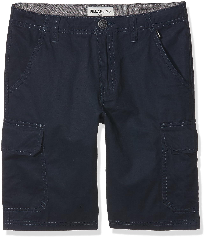 Navy Billabong Boys All Day Walkshorts