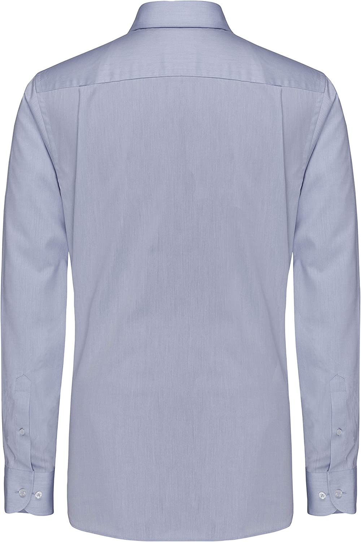 CARL GROSS CG SV-Modern Camicia Business Uomo