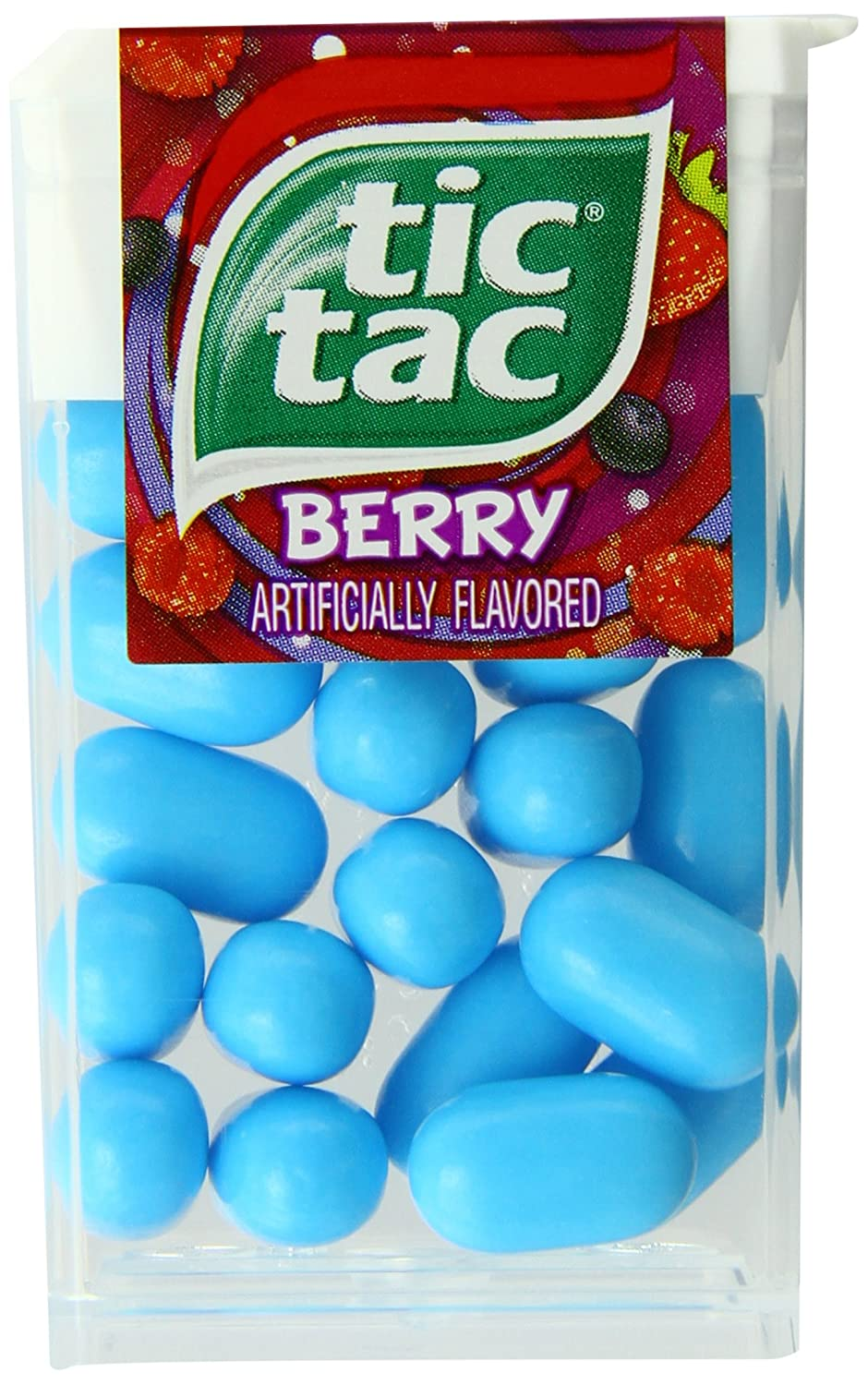 Amazon.com : tic tac Berry, 3 Count (Pack of 12) : Grocery & Gourmet ...