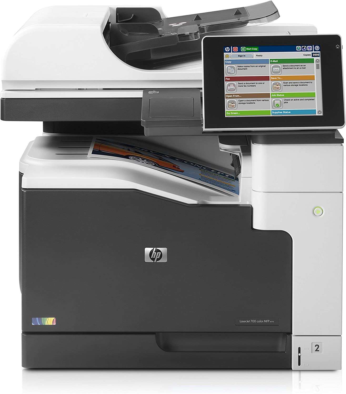 HP CC522A#BGJ HEWCC522A - Laserjet Enterprise 700 Color MFP M775dn Laser Printer (Renewed)