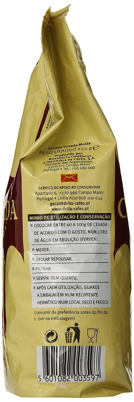 Delta Cevada - Cenilla de café para suelo, 8.82 oz: Amazon ...