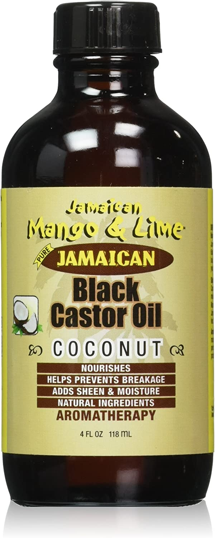 Jamaican Mango & Lima Aceite ricino/Coco 118ml