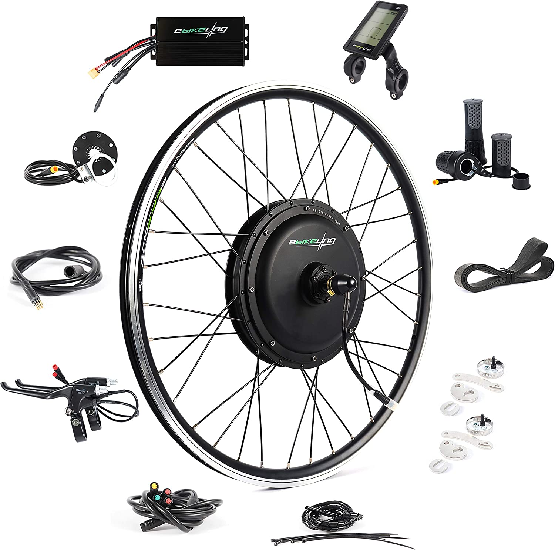 EBIKELING 48V 1200W Bicycle Conversion Kit