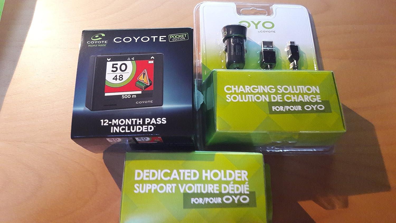 Coyote Pocket edición incluye suscripción 12 meses): Amazon.es: Coche y moto