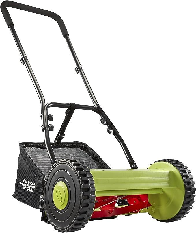 Garden Gear Manual Lawnmower - Best Budget Pick