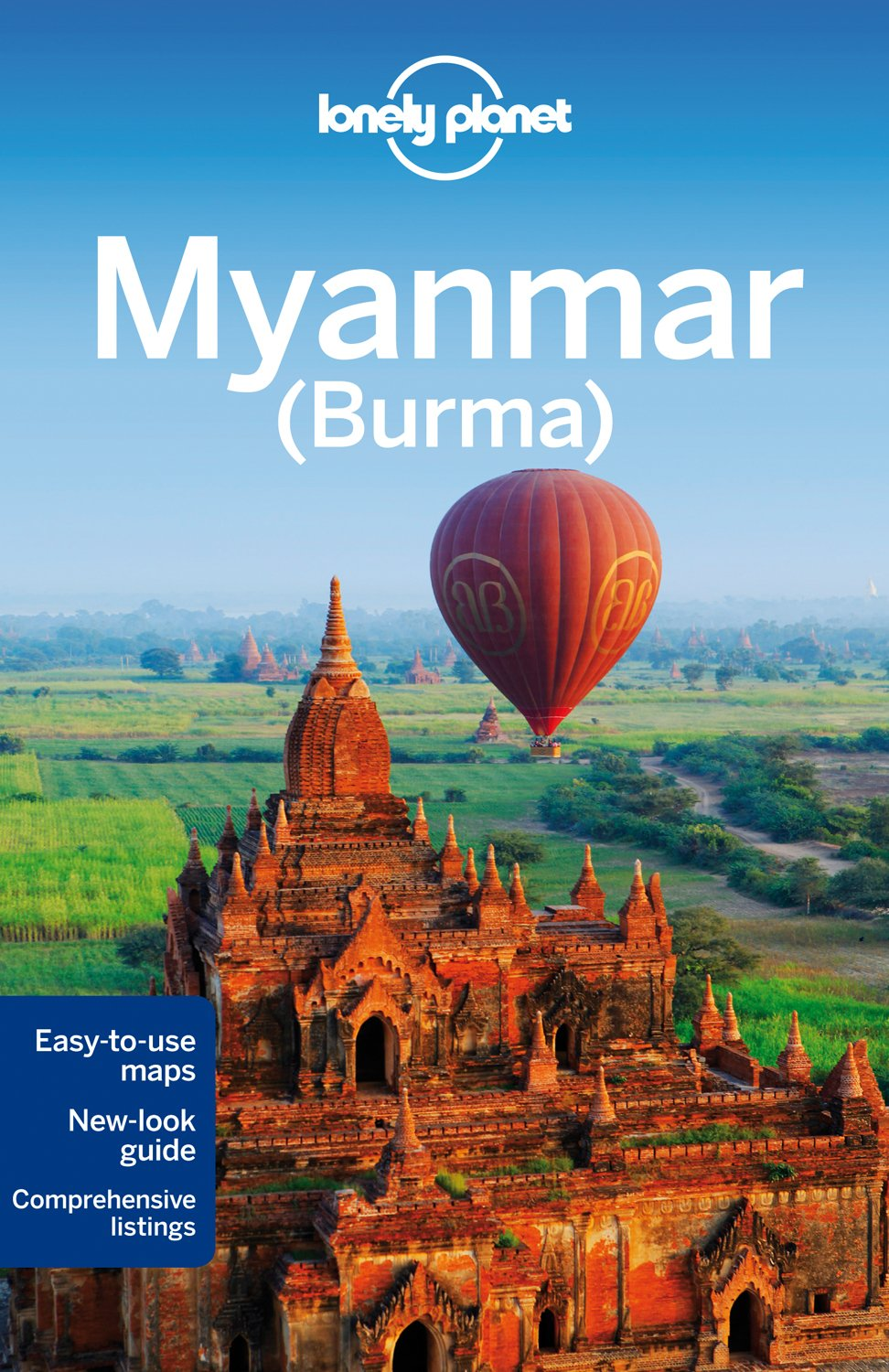 Lonely Planet Myanmar Burma Travel product image