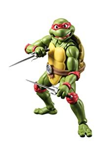 "Bandai Tamashii Nations S.H. Figuarts Raphael ""Teenage Mutant Ninja Turtles"" Action Figure"