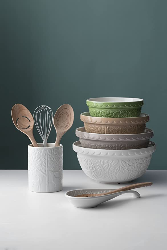 Amazon.com: Mason Cash - Forest Collection: Kitchen & Dining