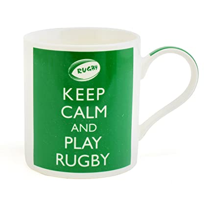 Fans Premium Calm Play Perfect Keep Coffee For Sports Dads Rugby Mug Tea And zUpVSM