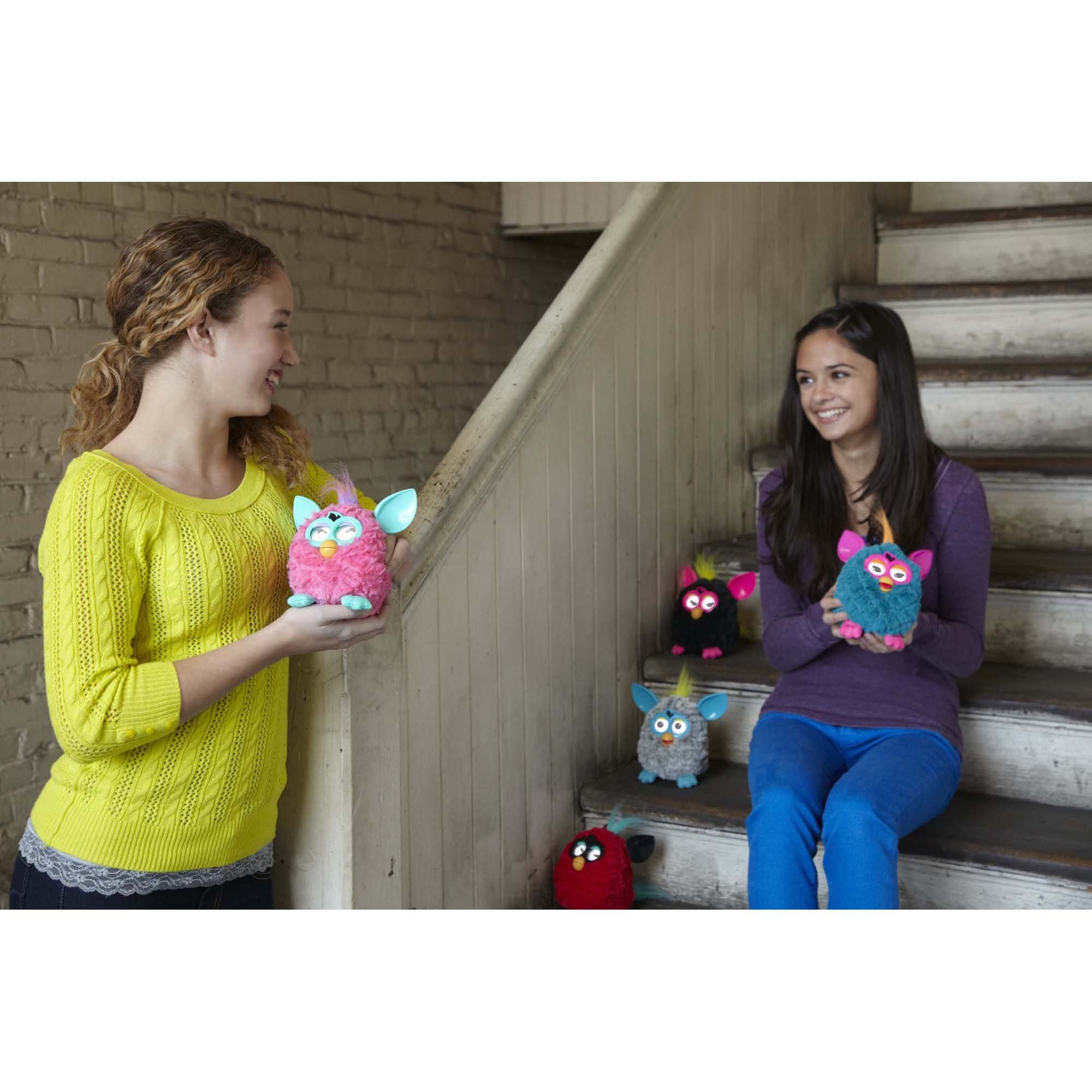 Furby (Pink/Teal) by Furby (Image #4)