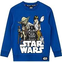 Star Wars Sudadera para niños Guerra de Las Galaxias