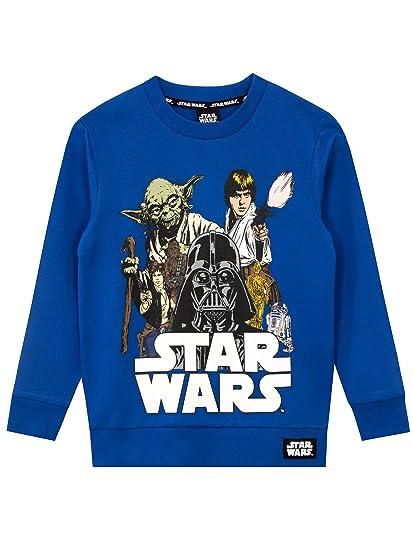 Star Wars Boys Hoodie Sweatjacket