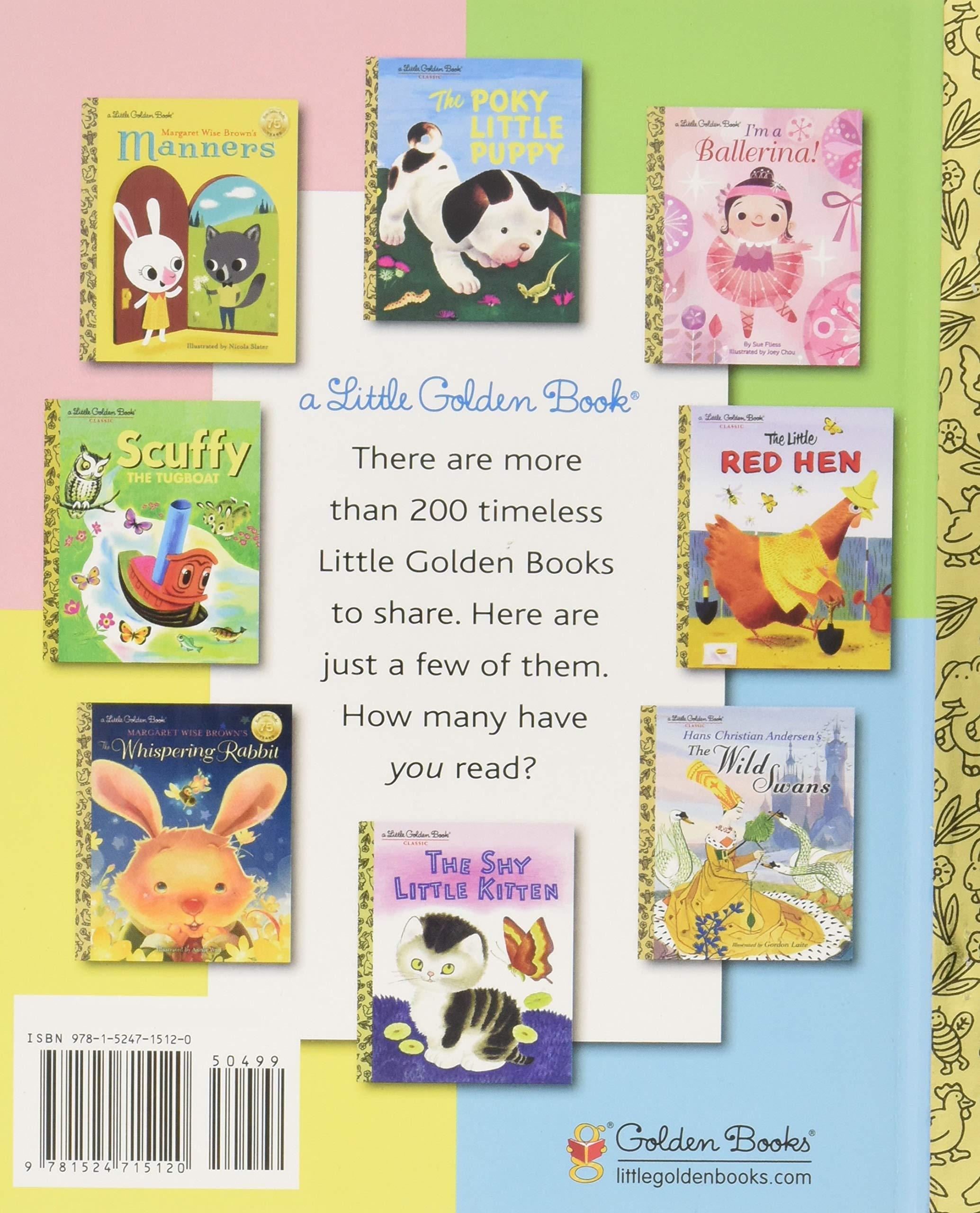 I'm a Unicorn (Little Golden Book) 5