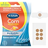 Dr. Scholl's CORN REMOVER with Duragel Technology, 6ct // Removes Corns Fast and Provides Cushioning Protection against…