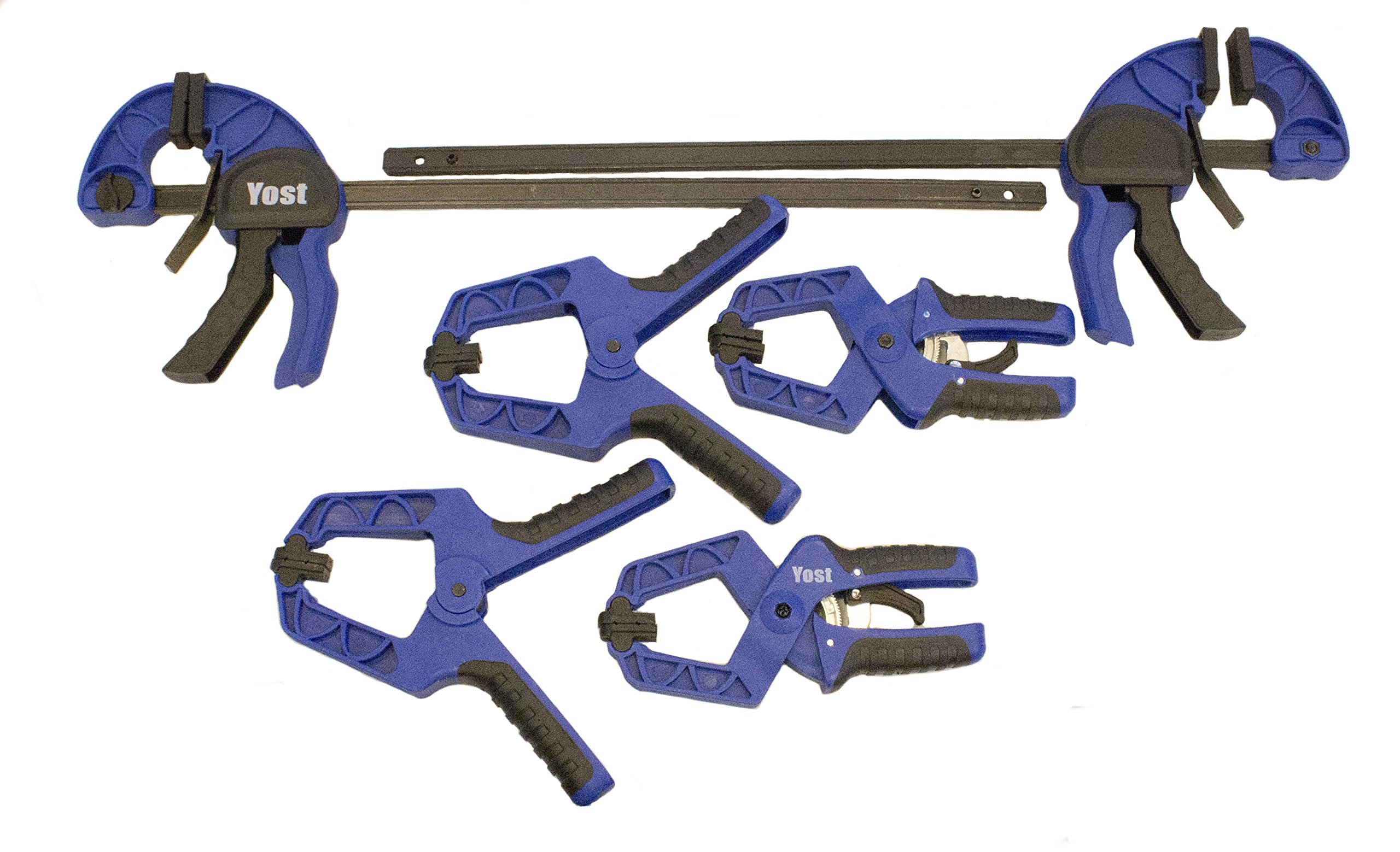 Yost Clamp Sets (Pack of 6)