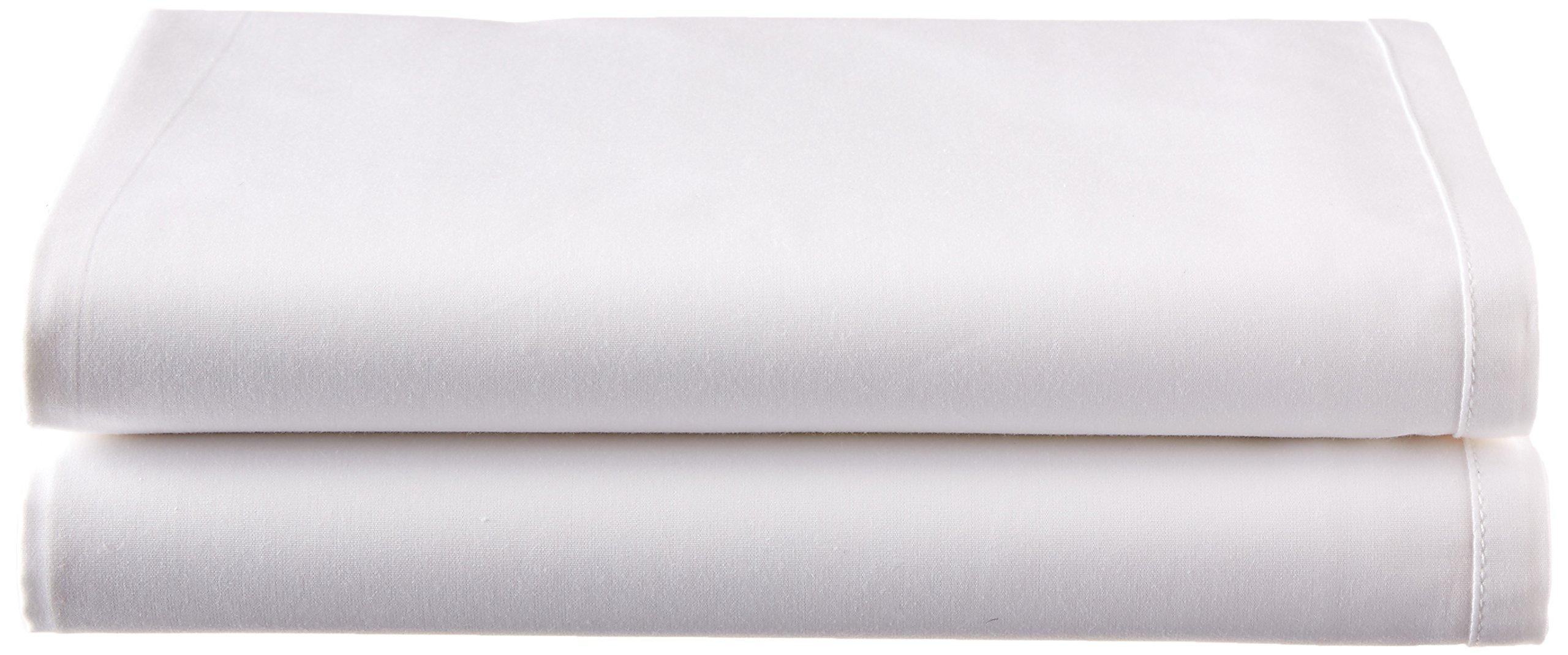 Calvin Klein Home Clone, Standard Pillowcase Pair, White, 2 Piece