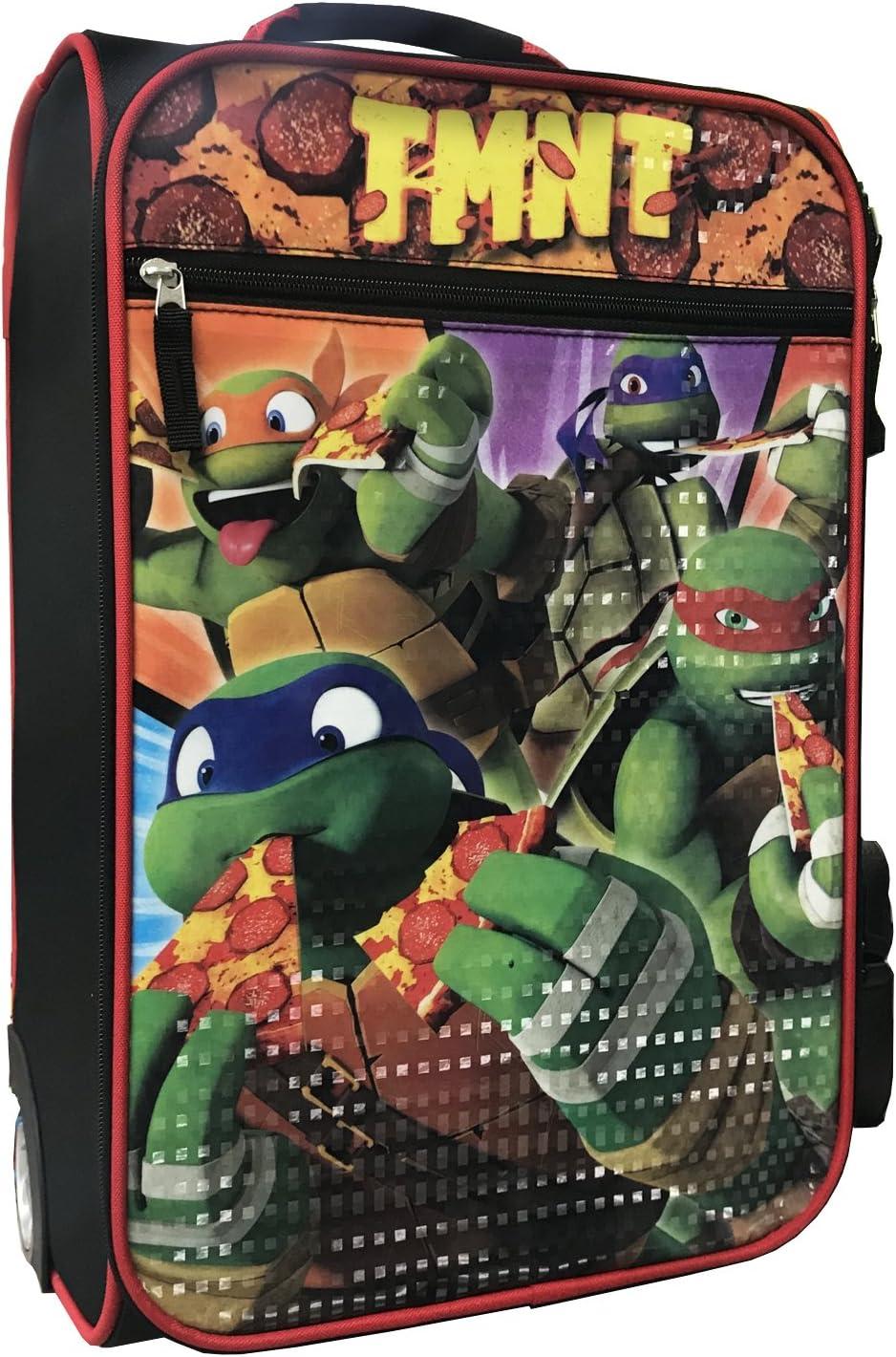 Nickelodeon Boys' Teenage Mutant Ninja Turtles Deluxe, Black